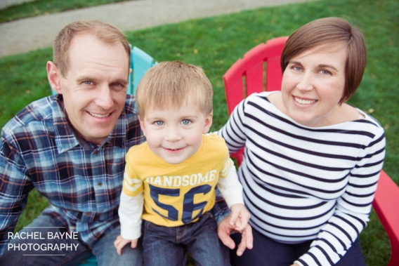 Seattle Family Photographer | Olympic Sculpture Park