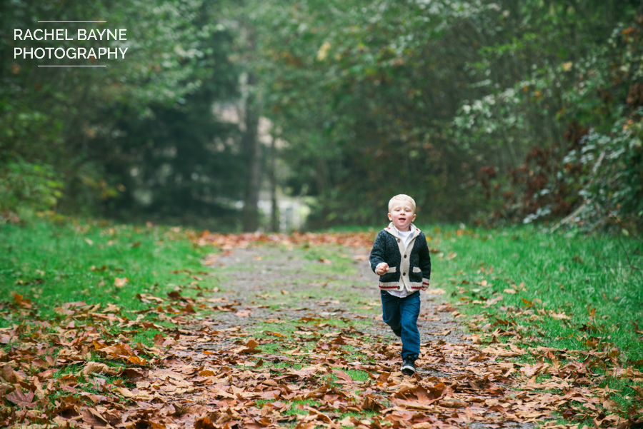Snohomish Family Photographer - Willis Tucker Park - Fall Mini Session