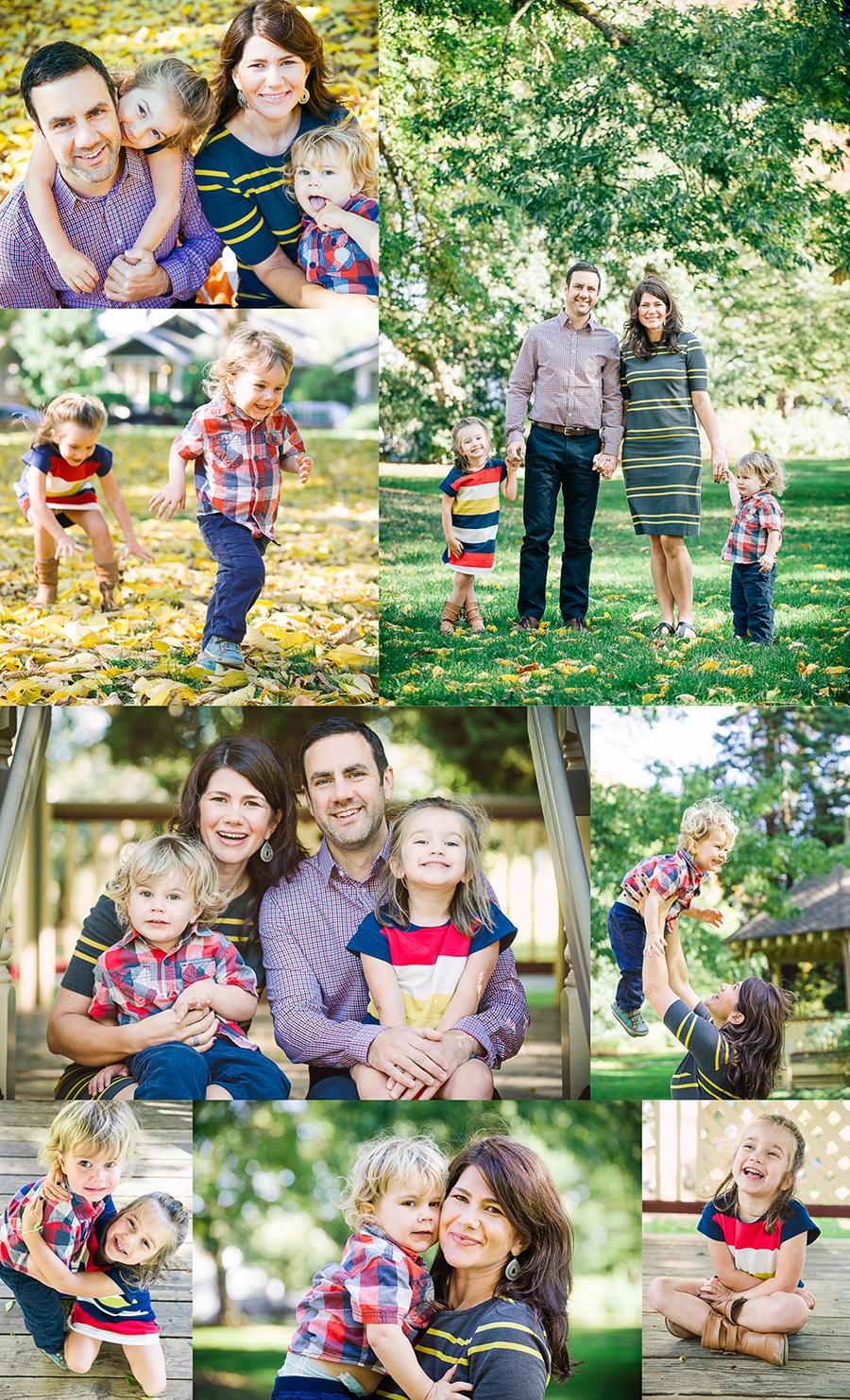 Elizabeth Park Bellingham Family Photographer Rachel Bayne